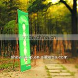 High quality hot sale manufacturer bamboo X- banner 60*160cm