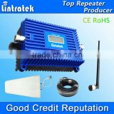 lte 700 mobile signal repeater for 4g signal with LCD disply screen