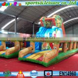 12m by 7m giant outdoor playground inflatable toy for kids