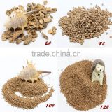 Fast delivery abrasives walnut shell granules with competitive price