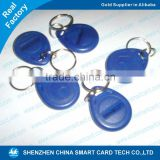 Contactless Smart Chip ABS RFID Waterproof Key fob