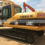 Used excavator CAT 320C excavator ,CAT 320CL excavator 320B, CAT 320D Excavator for sale