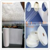 THERMALBOND AIRLAID ,nonwoven fabric,raw materials of sanitary napkin, napkin paper,sanitary pad,release paper, PE film,sap
