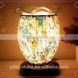 newly style electric oil Warmer lamp small decorative oil lamp mosaic fragrance lamp YXNY