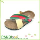 2014 Hot selling fashion boy nude beach slippers