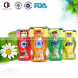 High quality 600ml fairy dishwashing liquid brands