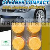 Windshield Cleaner Tablet,Concentrate Car Shampoo,Japan original Car Cleaner,steam cleaner