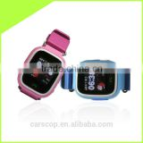 gps handheld mobile watch tracker family with gps tracker app
