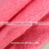 Wholesale yarn dyed lambs wool fabric for coats