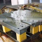 OEM high precision CNC cutting and machining mild steel mounting plate                                                                         Quality Choice