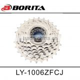 Borita Supply High Quality Bicycle 6- speed Freewheel