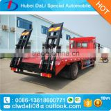 Heavy construction and engineering machinery transport truck dongfeng