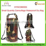Factory Price Tactical Camo Custom Logo Waterproof Ocean Pack Dry Bag Super Floating Dry