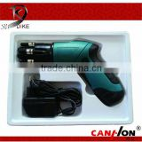 DK-18 Ningbo Dike 4.8V multifunctional Rechargeable cordless Screwdriver with 6 screwdriver Drill Bits
