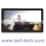 Hot sale 10 finger touch resistive touch screen monitor