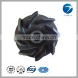 custom high precision bronze sand casting water pump impeller