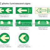 2016 hot sell road traffic signs, led signs outdoor,reflective traffic signs SELF-LUMINOUS SIGNS