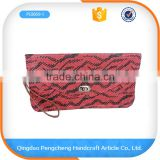 Promotional Summer Tourist polyester accessories clutch bag handbagss                                                                                                         Supplier's Choice