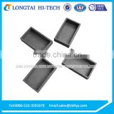 High purity Clay Graphite Crucible Pot For Gold melting