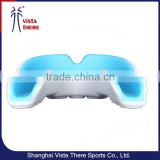 Brand new silicone mouth guard with mouth guard case for boxing