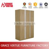 Made in China bedroom wardrobe cabinet furniture sets with cheap price-P6033