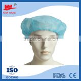 Medical Surgical disposable nonwoven printed disposable painter cap