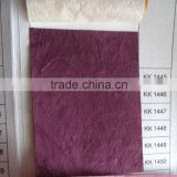 purple banana fiber paper made from real banana fiber suitable for calligraphers or lampshade makers