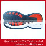 35# To 46# Fashion TPU Gum Rubber Phylon Outsole Of A Tennis Badminton Shoe For Men Women Made In China