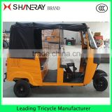 Passenger Gas powered three wheel electric bike for sale OEM Motorized,Electric,Gas powered