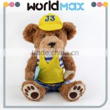New Arrival Most Popular Surfing Teddy Beach Toys For Girls
