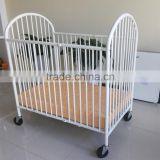 iron baby bed white HGJ2105F