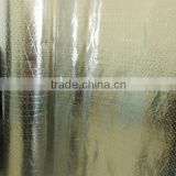 Aluminum Foil Thermal Insulation / Perforated Double Side Foil Scrim Kraft