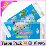 yason t shirt plastic bag tissue paper packing plastic bags square bottom clear plastic bags