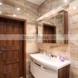 Beautiful decorative for wall and floor red color prefab marble slab and tiles