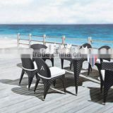 Rattan Garden Furniture Dining Sets (BZ-D004)