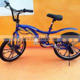 2014 hot sale bikes bmx style good quality children bicycle 20 inch bike blue color adult bike