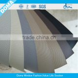 high quality blackout roller blind fabrics foam 3 pass