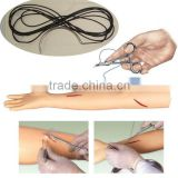 medical consumables-surgical suture with needle-CE&ISO-Factory price