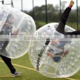 Most Popular PVC/TPU inflatable bubble soccer