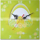 Colorful pretty Antique wall clock online