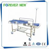 YX-4 hospital cart stainless steel trolley cart for hot sale