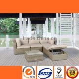 HL6072 Garden treasures patio furniture cheap balcony furniture rattan furniture living room