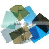 3-12mm/blue,green,bronze,grey/insulating glass/anti reflective/coating glass for windows/colorful windows sheet glass