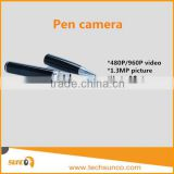 Mini pen cctv spy camera pen usb 720P hidden