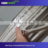 weather strip/Sliding window&door sealing brush with 3M adhesive