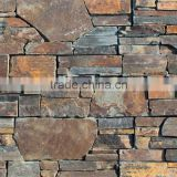 Special design big pieces cultured stone veneer lowes