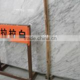 2013 new prodcut of Bianco carrara white marble slab from mdc building material company