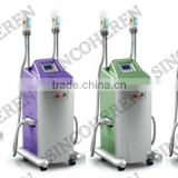 IPL machine apron vners hair extension cosmetic made in China hair removal laser shooting