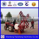 3W series of boom sprayer about tractor mounted sprayer