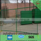 2016 Construction Site Temporary Fence / Powder Coat Temporary Yard Fencing / Heavy Duty Temporary Fence Panel In Edmonton City